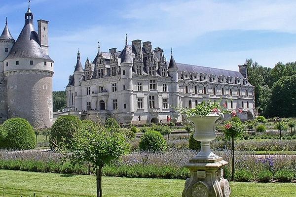 Agence VIP CAR - chateau de La Loire